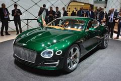 宾利新产品规划曝光 两款新车将投产