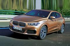 宝马将推全新跨界型SUV 搭四缸发动机