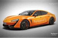 迈凯轮四门版家用轿车计划 渲染图亮相