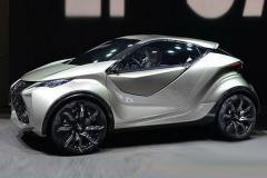 雷克萨斯将产小SUV搭1.2T 竞争奥迪Q1