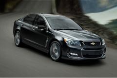 雪佛兰将推出新一代SS轿车 动力提升4%