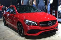 奔驰新CLA级轿跑车将入华 23万元起售