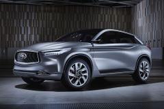 英菲尼迪将推全新QX50 基于QX概念车