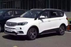 华晨鑫源斯威汽车27日发布 将推7座SUV