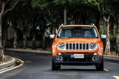复古与个性 试驾评测Jeep自由侠1.4T