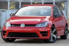 新款大众高尔夫R实车照 加速仅4.9秒
