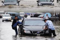 买时请注意 车辆遭遇泡水的前前后后