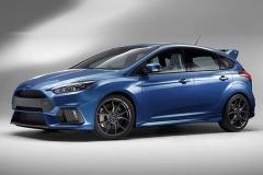 福特全新福克斯RS搭2.3T 首入美国市场