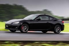 新款斯巴鲁BRZ售价公布 约合17.6万起