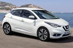 新款日产玛驰CG图曝光 巴黎车展将首发