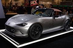 马自达全新MX-5将采用碳素纤维打造