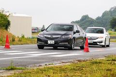 本田FUNTEC安全体验之旅 混动车安全