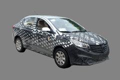 宝骏310三厢版实车曝光 预计年底上市