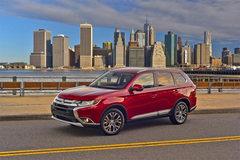 将国产的第3款SUV 三菱欧蓝德动力提升