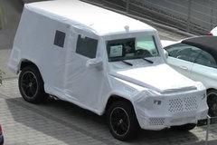 梅赛德斯AMG G63谍照曝光 2018年将发布