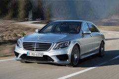 奔驰将推新款S级AMG轿车 动力大幅提升
