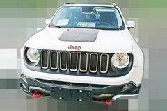 Jeep自由侠新四驱版车型曝光 野性十足