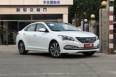 现代名图新增一款1.6T车型 售15.98万