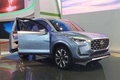 上汽大通D90明年上市 定位7座中型SUV