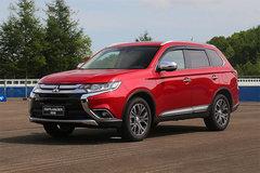 国产三菱欧蓝德配置 将推出4款车型