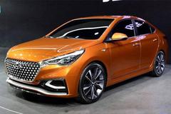 北京现代全新小型车将上市 竞争起亚K2