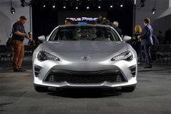 丰田新款86或售24.98万起 有望年内上市