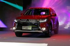广汽三菱欧蓝德正式上市 售15.98万起
