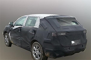 吉利L品牌首款SUV谍照 沃尔沃CMA平台