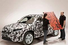 斯柯达在华将推出全新车型 2017年上市