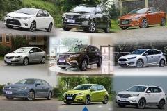 10万购车计划 合资紧凑/自主SUV都能选