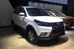 北汽幻速S3L首发亮相 预售价6.98万起