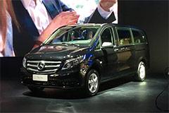 新款奔驰威霆上市 售29.90-33.90万元
