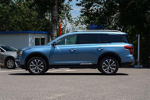 重磅7座SUV欲单挑汉兰达 预售16.98万/上市必疯抢