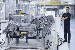 奥迪变速器中国开造