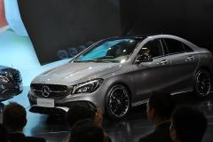 奔驰新款CLA上市 售价26.7-59.8万元