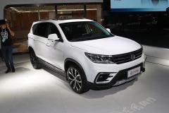 新车图解:新景逸X5  SUV气质更加明显