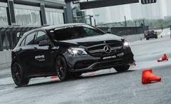 体验奔驰AMG驾驶学院 热忠于纯粹驾驶