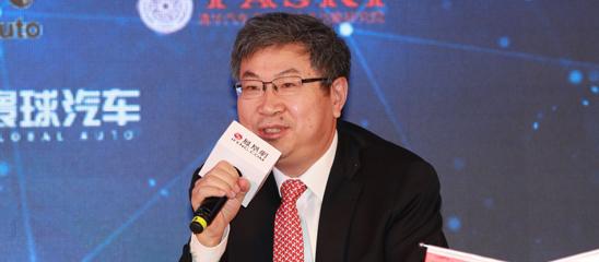 """尹同跃:中国汽车工业的出路是""""做品牌"""""""