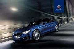 ALPINA首款车型引入国内 预售110万元