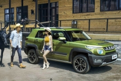 北京BJ20能杀出一条自主SUV的新路吗?