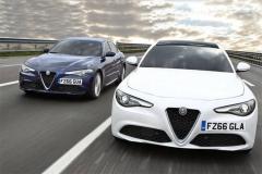 阿尔法罗密欧Giulia将上市 5种车型配置