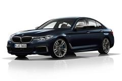 宝马将推全新M550i车型 明年3月亮相