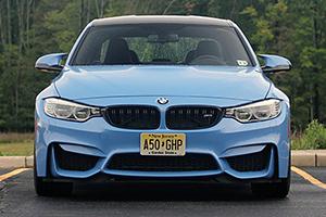 2016款宝马M3四门轿车 高性能配套