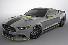 Mustang特别改装高性能版 增100马力