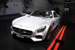欲与天公试比高 奔驰AMG GT引擎解析