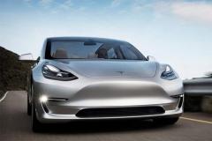 特斯拉Model 3 全新车顶太阳能板技术