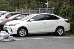 丰田三厢致炫11月18日发布 竞争起亚K2
