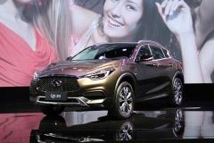 英菲尼迪紧凑型SUV上市 不到25万起售