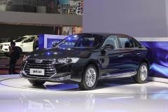 国产商务轿车酷似奥迪A6 仅13.95万起