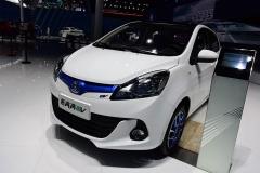 长安奔奔EV纯电动车上市 售15.48万起